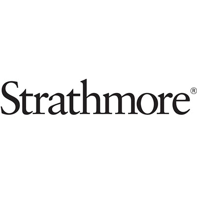 STT300420 Strathmore Cotton Business Stationery 8-1/2 x 11 White 500/Ream