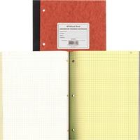 rediform laboratory research notebook red43649