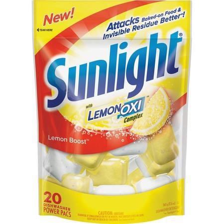 Wholesale Sunlight Dishwasher Power Pacs Dvocb711021 In Bulk