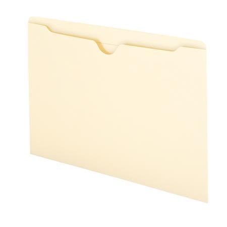 Wholesale File Jacket: Discounts on Smead File Jacket, Straight Cut Tab, Legal Size, Manila, 100 per Box (21220) SMD21220