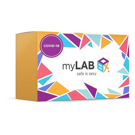 myLAB Box COVID Test Kit - Sold in Full cartons ONLY COVIDTESTKIT