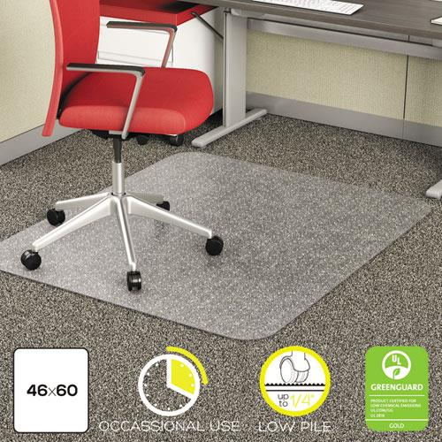 Economat Occasional Use Chair Mat Low Pile Carpet Flat
