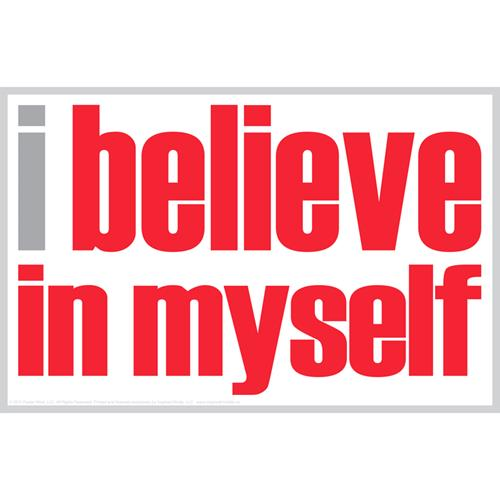(12 Ea) I Believe In Myself Magnet  ISM0021MBN
