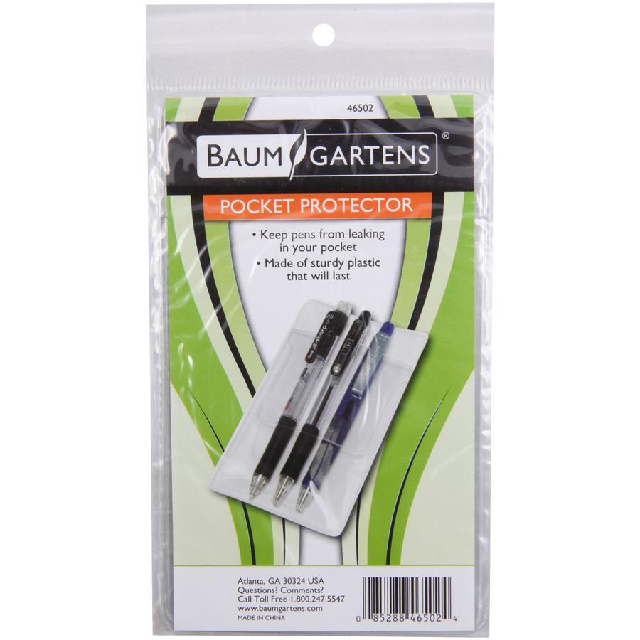 Bau46502 Baumgartens Pocket Protector Zuma