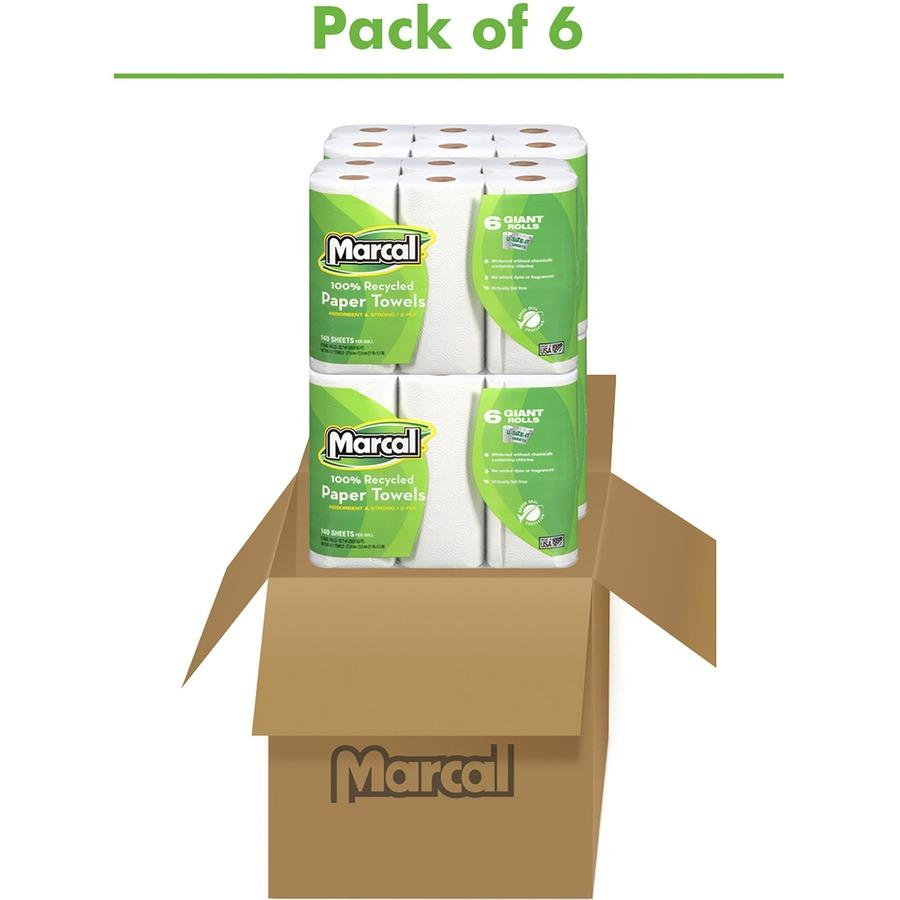 Wholesale Marcal U-Size-It Roll Paper Towels MRC6181CT In Bulk