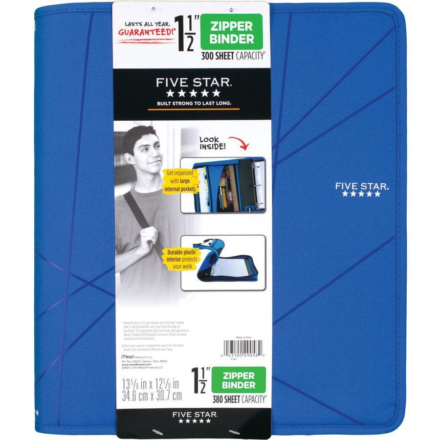 buy mead first gear zipper binder wholesale