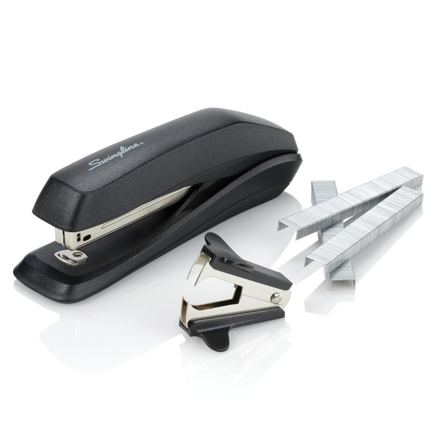 Swingline 174 Standard Stapler Value Pack 15 Sheets Black