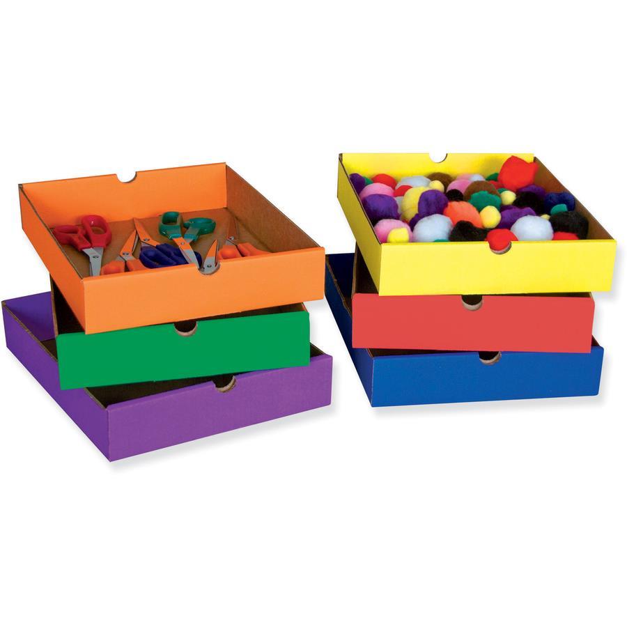Classroom Keepers 6-Shelf Drawers - Zerbee