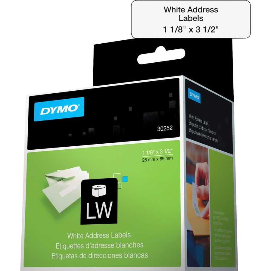 Dymo Labelwriter Address Labels Zerbee