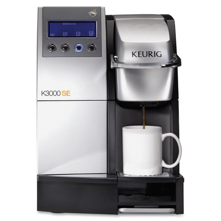 Keurig K3000se Plumbed Commercial Brewing System Zerbee