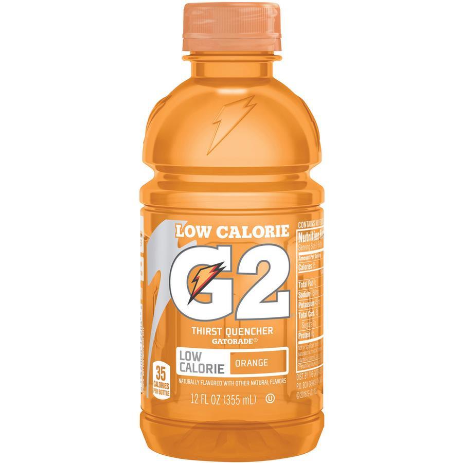 Wholesale Gatorade Quaker Foods G2 Orange Sports Drink