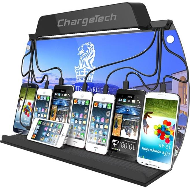 7483232db91 ChargeTech Wall-Mount/Tabletop Charging Station