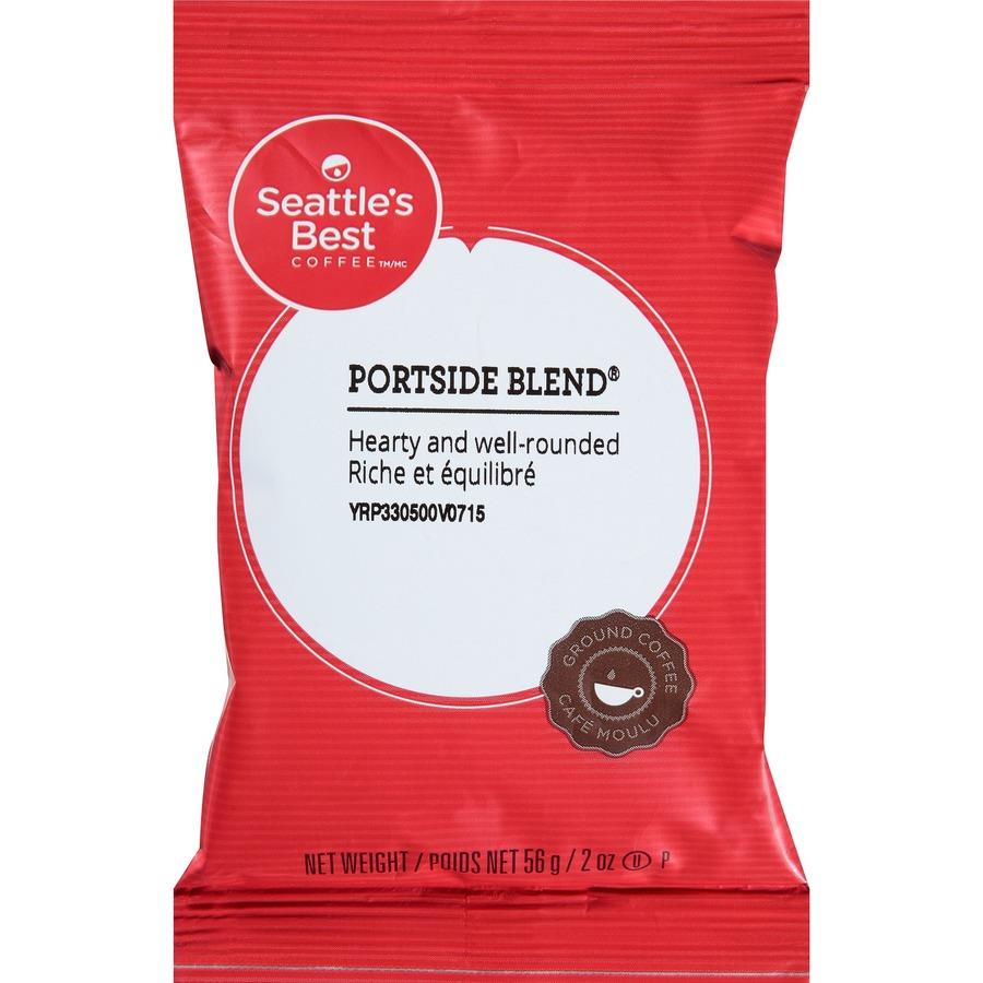 Seattleu0027s Best Coffee Level 3 Portside Blend Ground Coffee SEA11008558