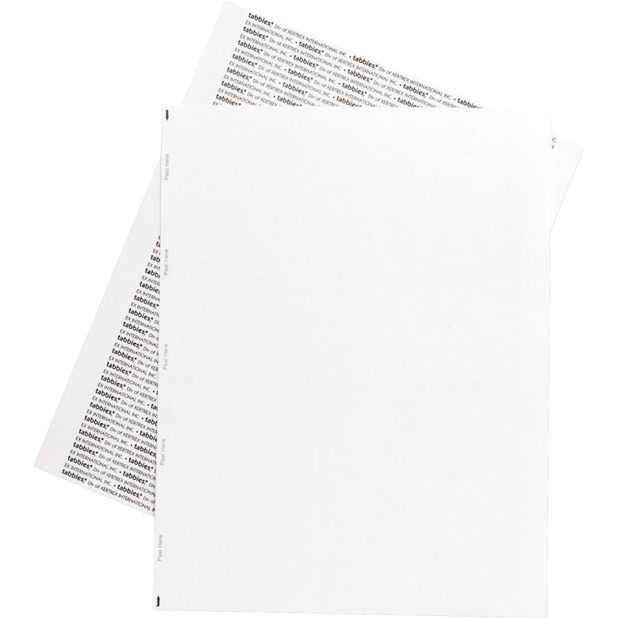 tabbies transcription label printer sheets