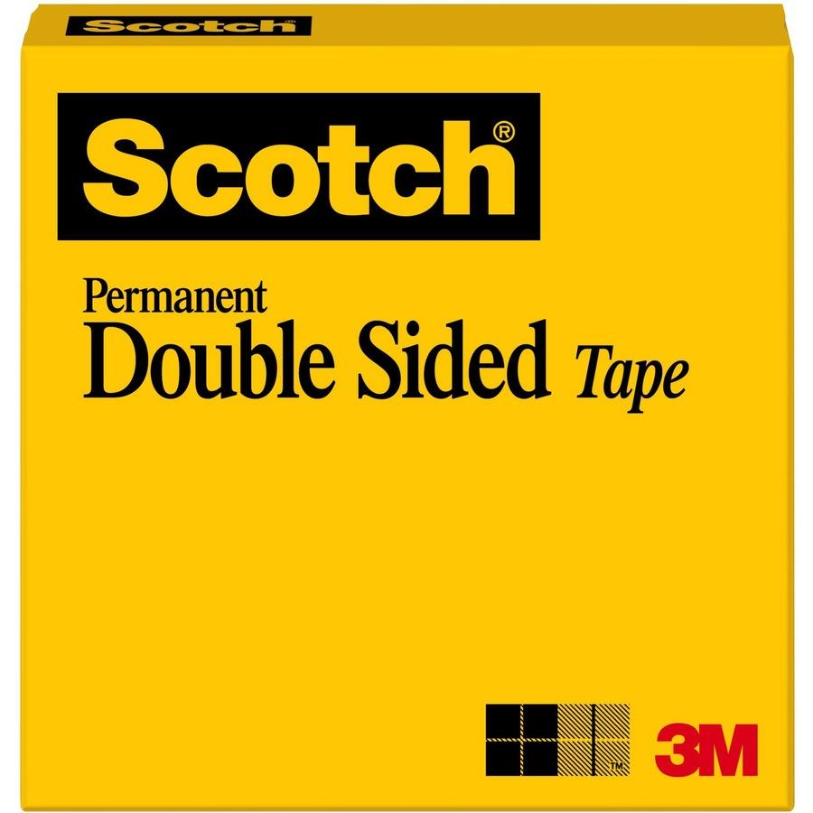 Scotch permanent double sided tape zerbee - Scotch double face castorama ...