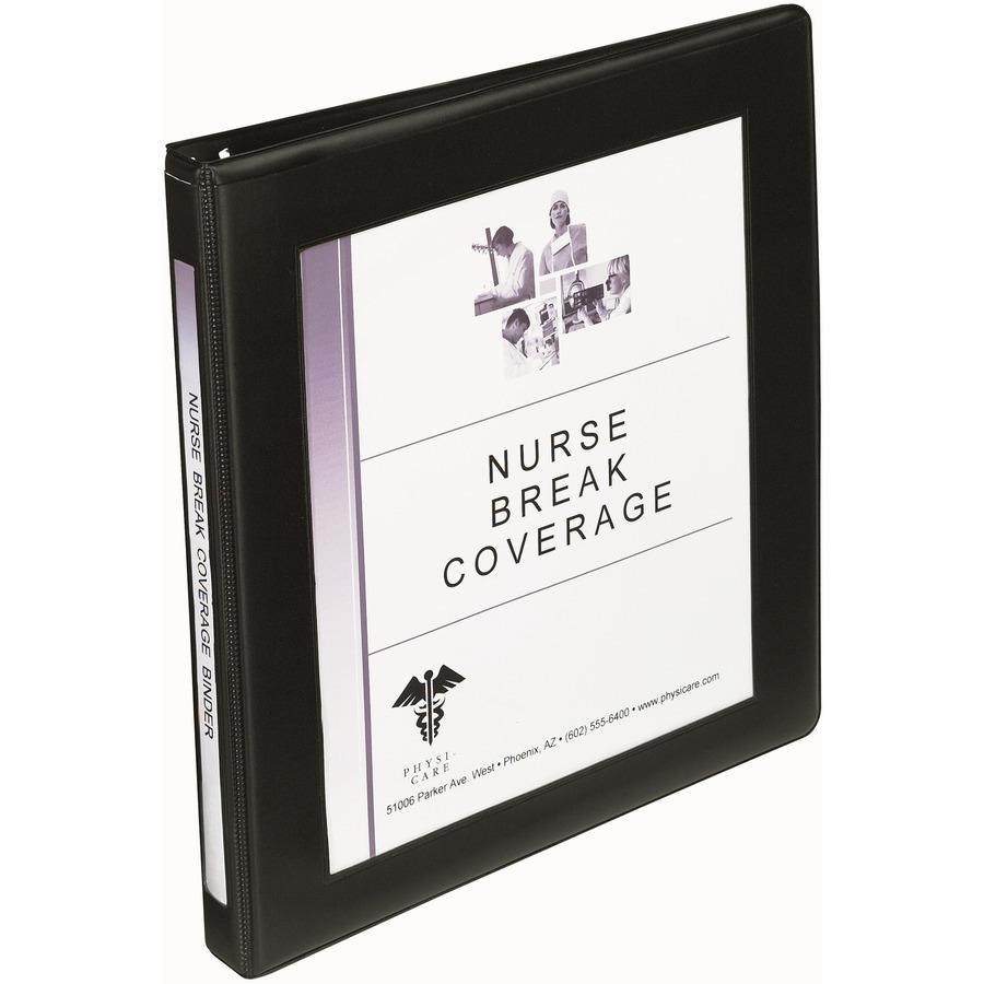 Bargains on Bulk: Avery D-Ring Frame View Binder