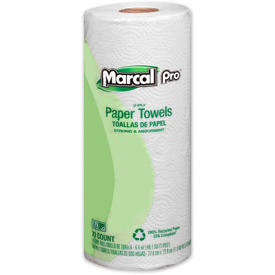 Wholesale Marcal Pro Two-ply Kitchen Paper Towels MRC610