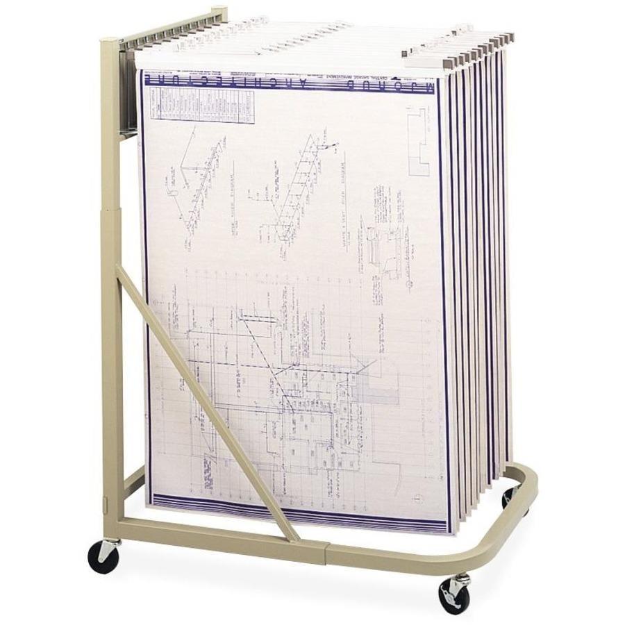 Safco Mobile Cart