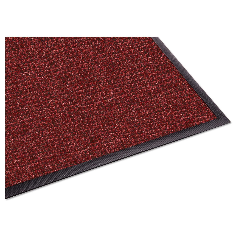 4e11cb130b8d WaterGuard Indoor/Outdoor Scraper Mat, 36 x 60, Red MLLWG030512. Guardian