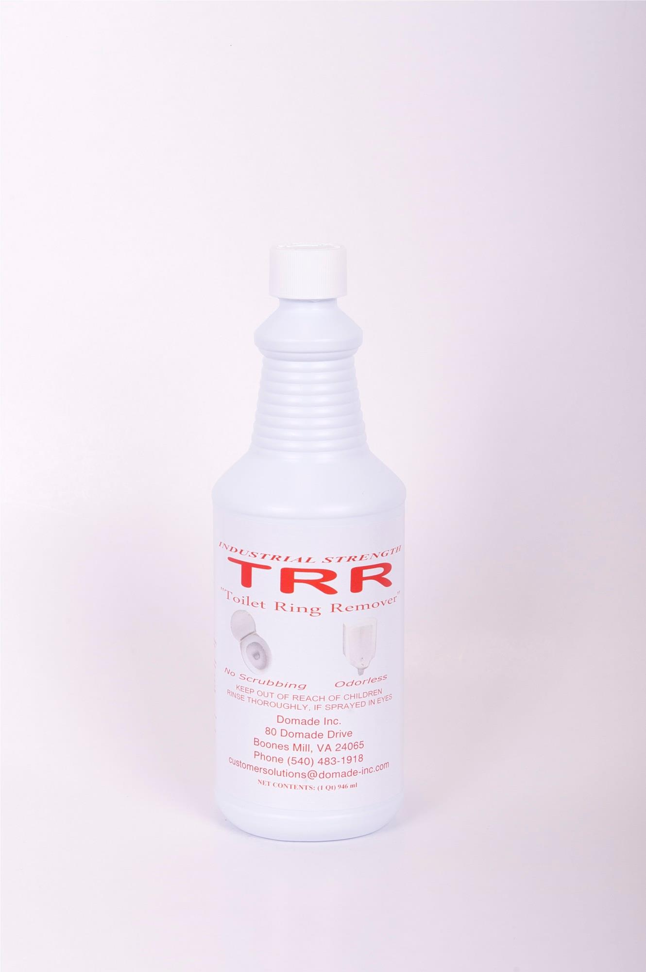 Trr Total Ring Remover 12 32 Oz Toilet Bowl Cleaner