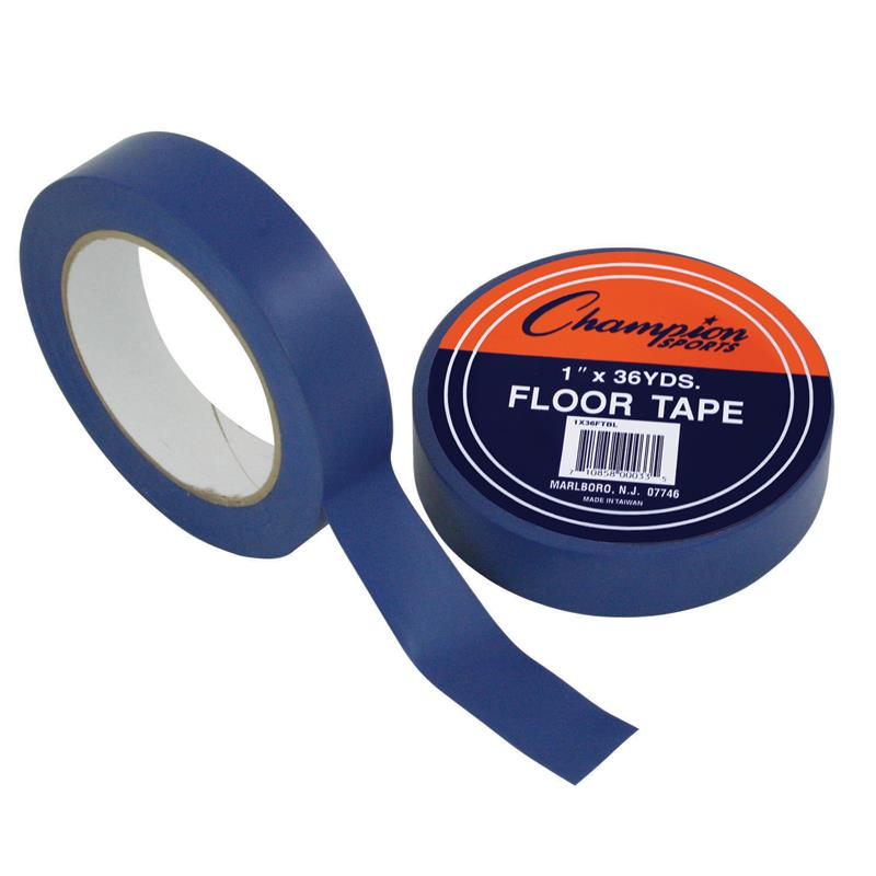 Floor Tape Blue Zerbee