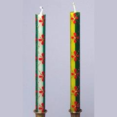 Straight Sided Candles