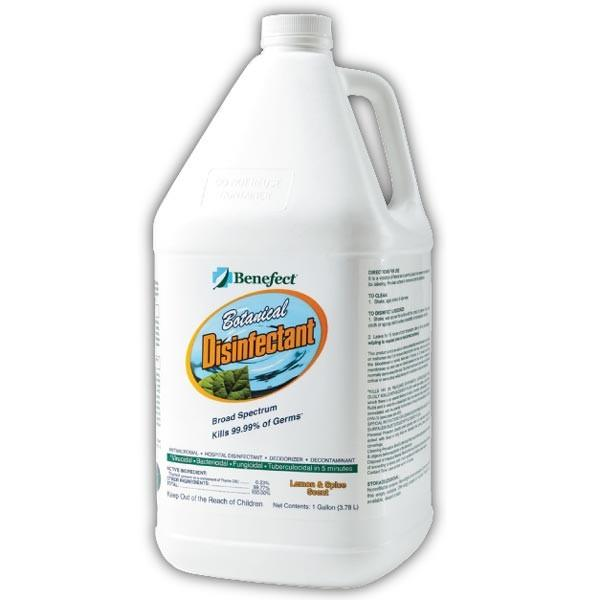 Benefect Botanical Disinfectant 1 Gal Buy Janitorial Direct