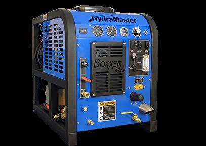 Hydramaster Boxxer 423 Water Extractor Truckmount 23hp