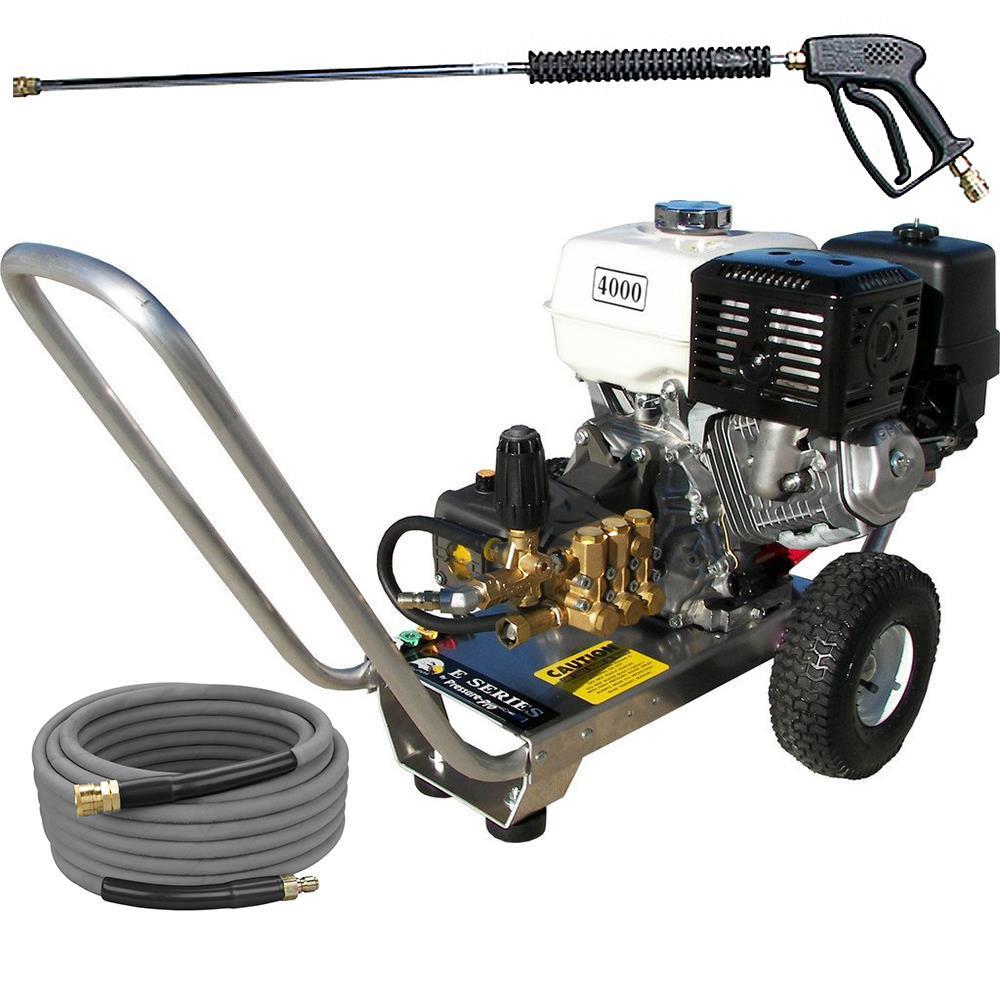 Pressure Pro E4040ha Pressure Washer Direct Drive Gas