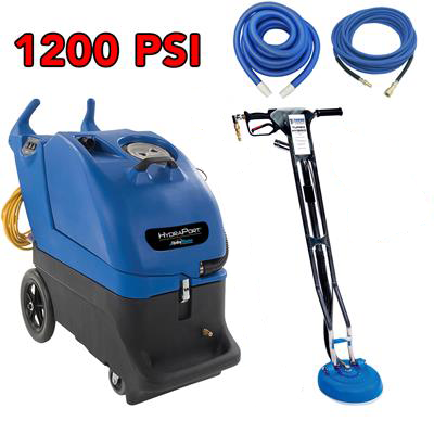 Tile Cleaning High Pressure Extractor & Spinner Rental