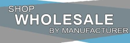 Shop Wholesale By Manufacturer