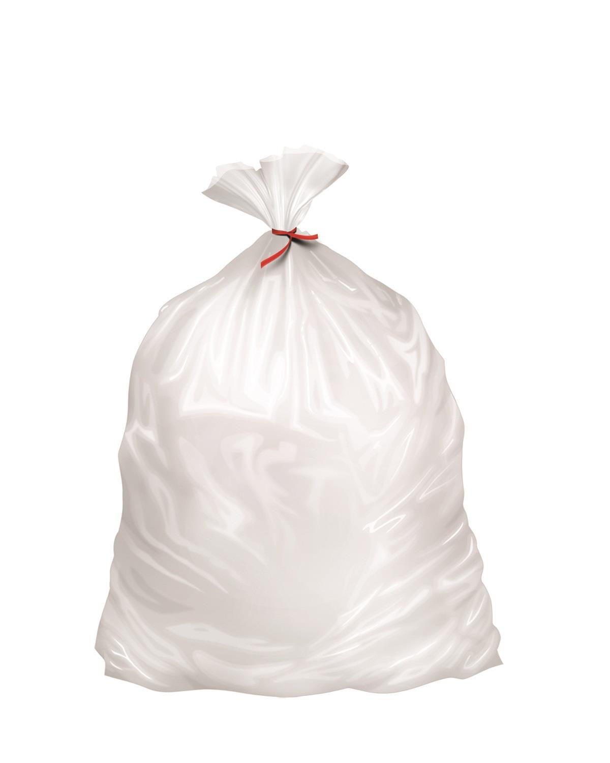 Trash Duty For Students With Special >> Trash Bags Light Duty 15 X 9 X 31 Clear 16 Gallon 250 Rl Jad