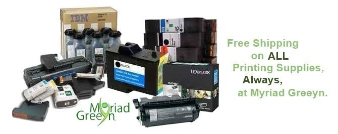 Inkjet and Laser Printer Ink Cartridges