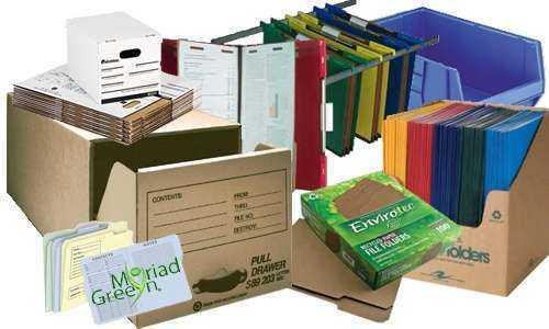 Storage, Filing and Organizing Systems