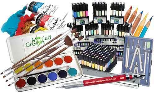 Writing, Art and Drafting Supplies