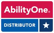AbilityOne Authorized Distributor Logo