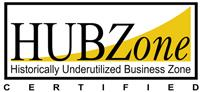 SBA HUBZone Certified Small Business Logo