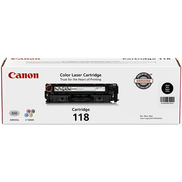Canon imageCLASS MF8380CDW Black Toner Cartridge 2Pack 3,400 Pages Ea. OEM